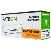 Картридж для Brother HL-5240/ HL-5250/ DCP-8060/ MFC-8860 (PN-TN3130R) PATRON (Аналог TN-3130)