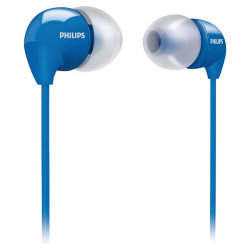 Наушники PHILIPS SHE3590BL/10 Blue