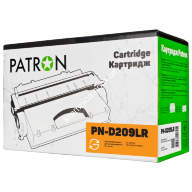 Картридж для Samsung ML-2855ND/ SCX-4824FN/ 4828FN Black (PN-D209LR) PATRON (Аналог MLT-D209L)