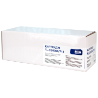 Картридж для HP LJ P1505 (FL-CB436A/713) Free Label (Аналог CB436A)