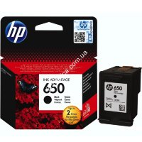 Картридж для HP DJ Ink Advantage 2515 Photo Black (CZ101AE) №650
