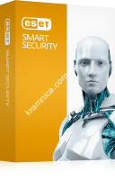 Антивирус ESET Smart Security (лицензия 1 год)