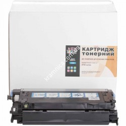 Картридж для HP Color LaserJet 4700 (H4700NB, H4700NC, H4700NM, H4700NY) NewTone (Аналог HP 643A, Q5950A, Q5951A, Q5952A, Q5953A)