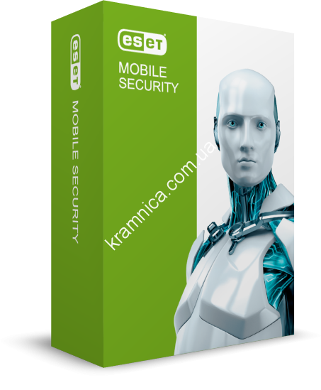 Антивирус ESET Mobile Security (лицензия 2 года)