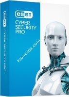 Антивирус ESET Cyber Security Pro (лицензия 1 год)