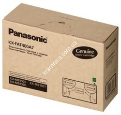 Тонер-картридж для Panasonic KX-FAT400A7 (FAT400A7)