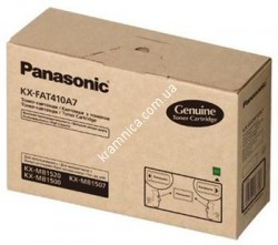 Тонер-картридж для Panasonic KX-FAT410A (FAT410A)