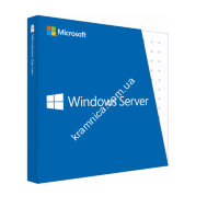 Microsoft Windows Server 2016 Standard, лицензия на сервер на 16 ядер